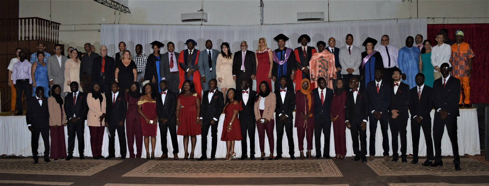 Graduation of 22 Medical Students into the Medical Profession
